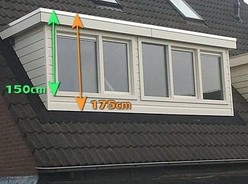 traditioneel dakkapel laten bouwen